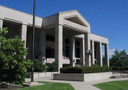 Supreme Court of Nevada photo by Ken Lund